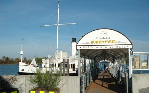 Hohentwiel Dampfschiff